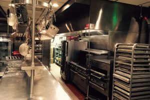 Importance of Cleaning Kitchen Exhaust System Baffle Filters Between Services