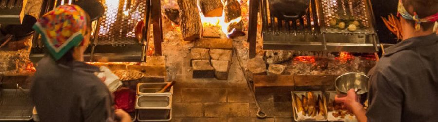 A Word About Solid Fuel Cooking – Mitigating Old Hazards in New Kitchens.