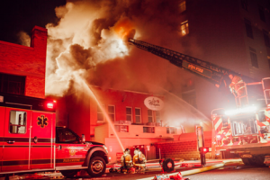 Don't Get Caught Thinking 'A Kitchen Fire Won't Happen to Me'